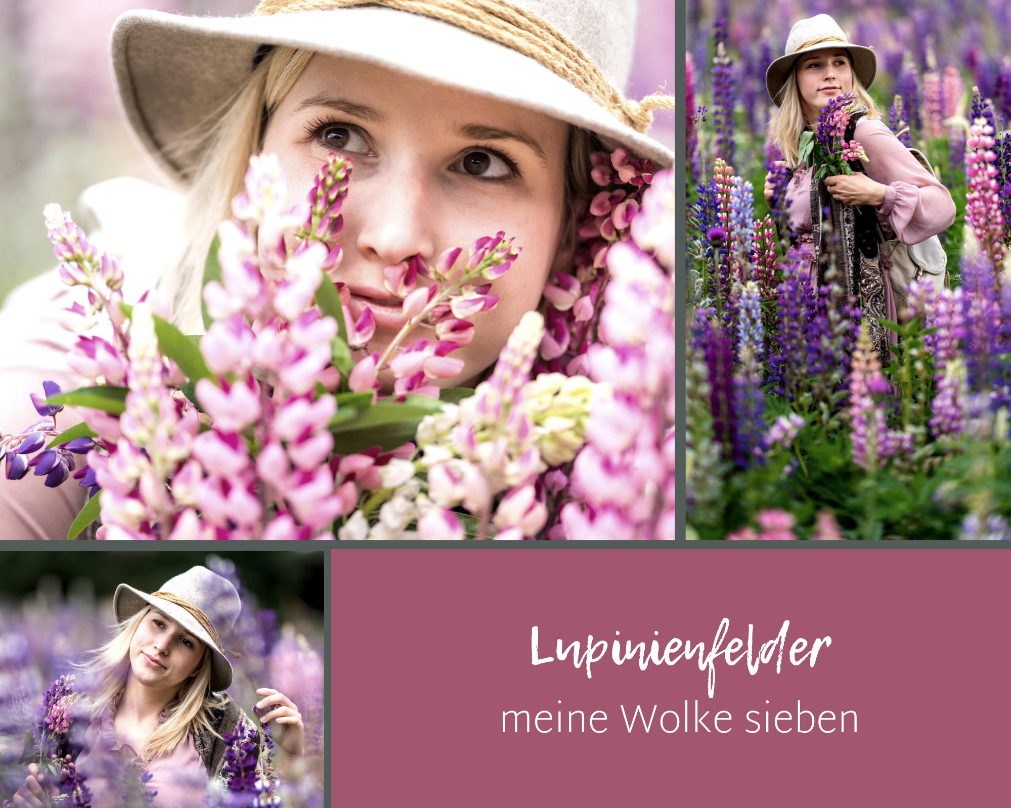 a Gitsch in Kartitsch - der Wanderpodcast von Lena Sulzenbacher - Peter Märkl - Lupinienfelder
