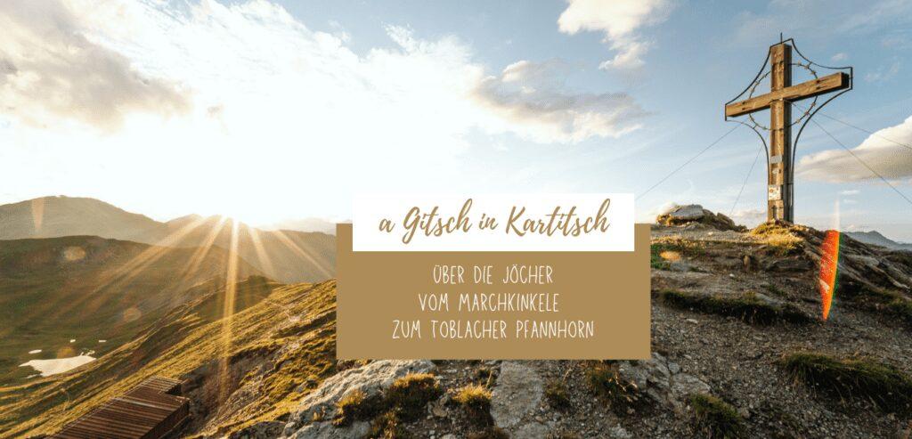 a Gitsch in Kartitsch - Marchkinkele